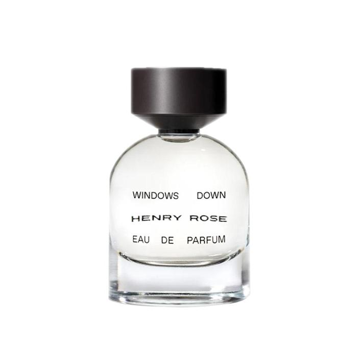 """""""Several members of the Allure staff are already obsessed with this scent, and you can add me to that list. Henry Rose's Windows Down Eau de Parfum was <a href=""""https://www.allure.com/gallery/best-summer-fragrances?mbid=synd_yahoo_rss"""" rel=""""nofollow noopener"""" target=""""_blank"""" data-ylk=""""slk:made for the summer"""" class=""""link rapid-noclick-resp"""">made for the summer</a>; its notes of grapefruit, bergamot, and neroli combine to create a fresh-but-not-overpowering smell. It's one of those scents that just melts into your skin, mingling beautifully with your body chemistry. Yes, it smells like you're wearing a bit of perfume, but it mostly smells like you smell good naturally. I've been rotating between this and two other <a href=""""https://www.allure.com/gallery/best-of-beauty-fragrance-winners?mbid=synd_yahoo_rss"""" rel=""""nofollow noopener"""" target=""""_blank"""" data-ylk=""""slk:fragrances"""" class=""""link rapid-noclick-resp"""">fragrances</a> this month, applying this after moisturizing."""" <em>— Jihan Forbes, staff editor</em> $123, Henry Rose. <a href=""""https://henryrose.com/products/windows-down"""" rel=""""nofollow noopener"""" target=""""_blank"""" data-ylk=""""slk:Get it now!"""" class=""""link rapid-noclick-resp"""">Get it now!</a>"""