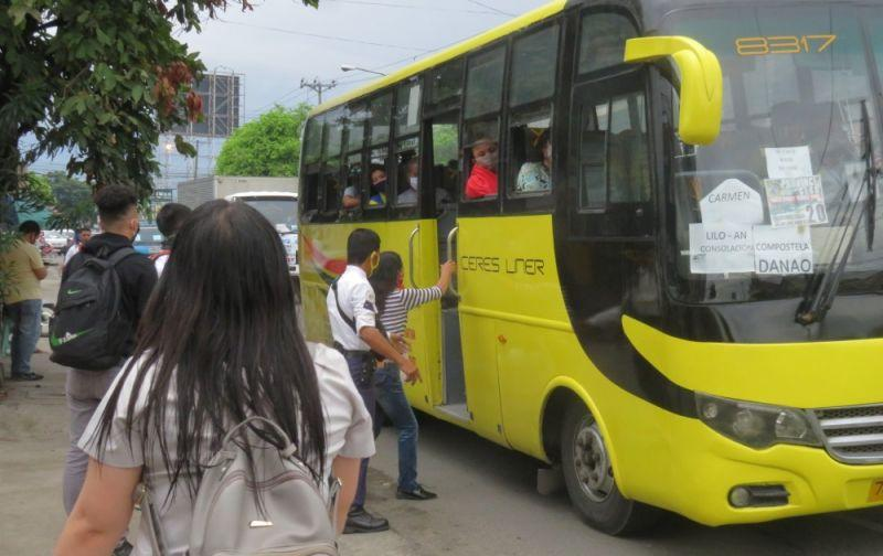 Montealto: LTFRB 7 may deploy more public buses if need arises