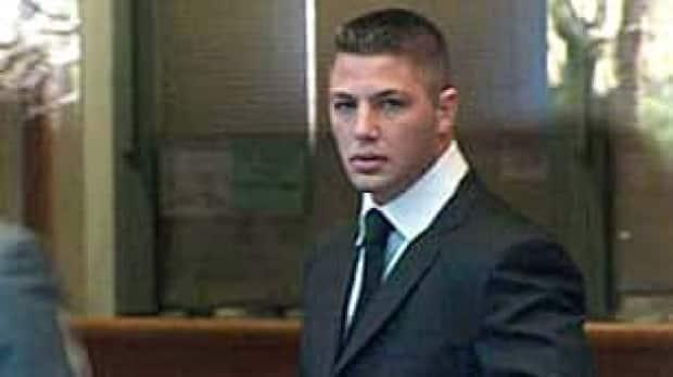 The Parole Board of Canada has imposed strict new conditions on the statutory release of B.C. gangster Jarrod Bacon. (CBC - image credit)