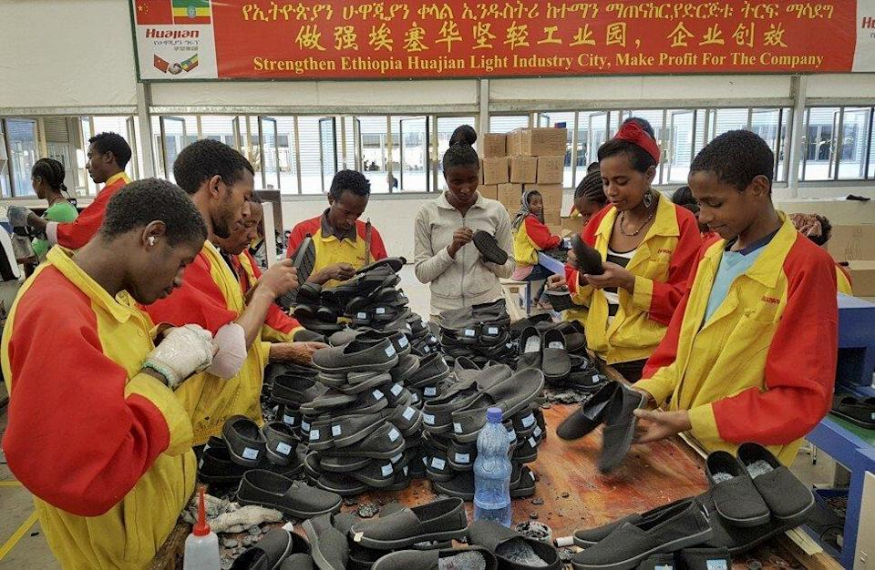 China has been a major investor in Ethiopia. Photo: AP