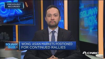 Ken Wong at Eastspring Investments says 2018 will be a time to look more widely at investment opportunities in Asia.