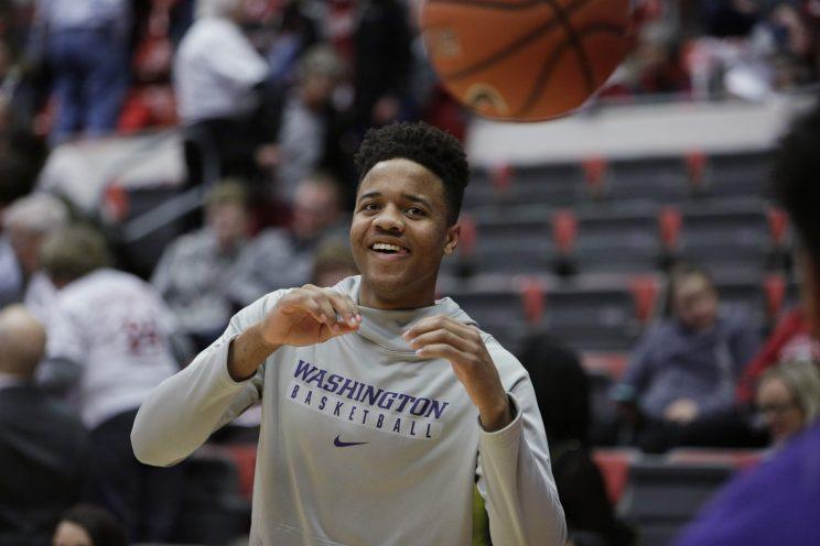 Markelle Fultz will continue to be a Nike man. (AP)