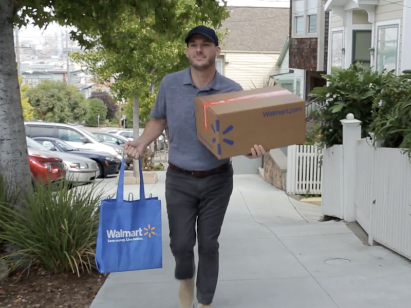 Walmart to expand grocery delivery