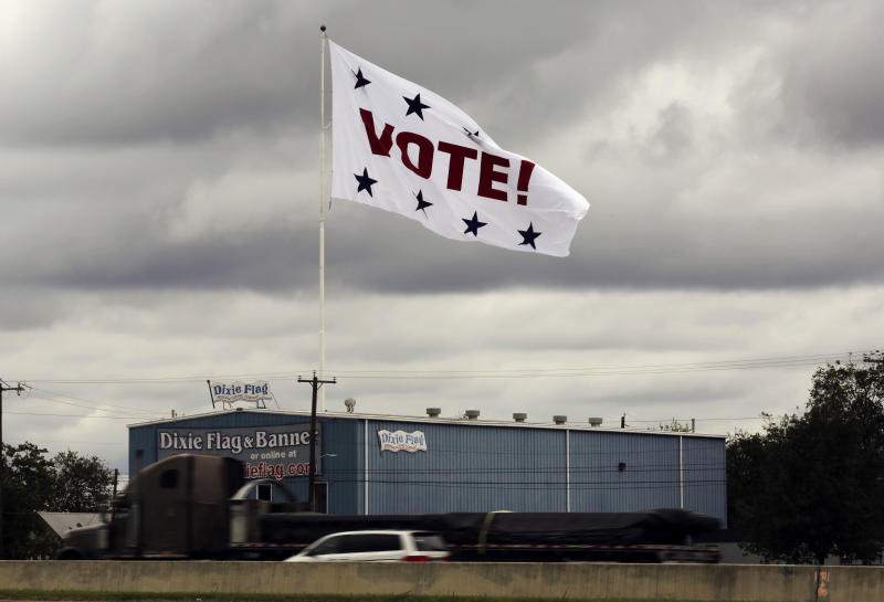 AP Exclusive: Hundreds of Texans may have voted improperly
