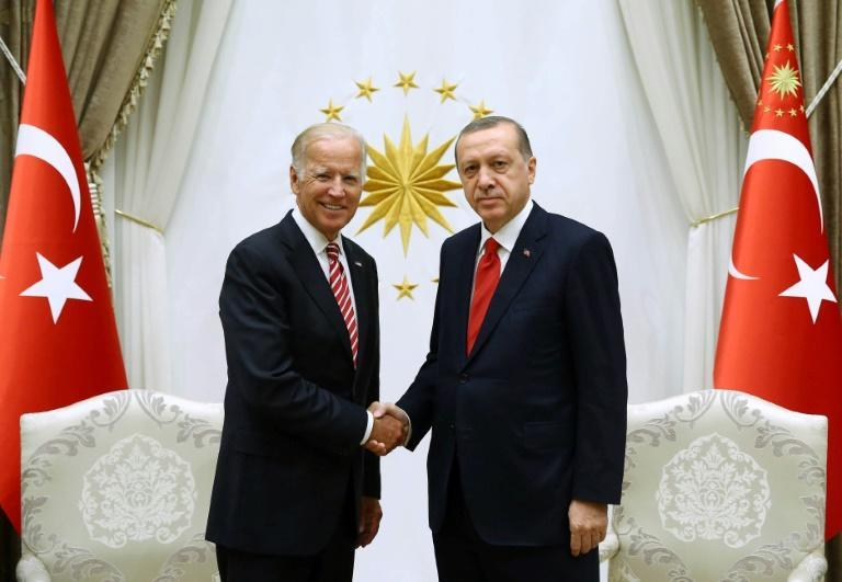 """More than two days after Biden's victory was called by US media, Turkish officials remained conspicuously silent, saying they would only comment once the results were """"official"""""""