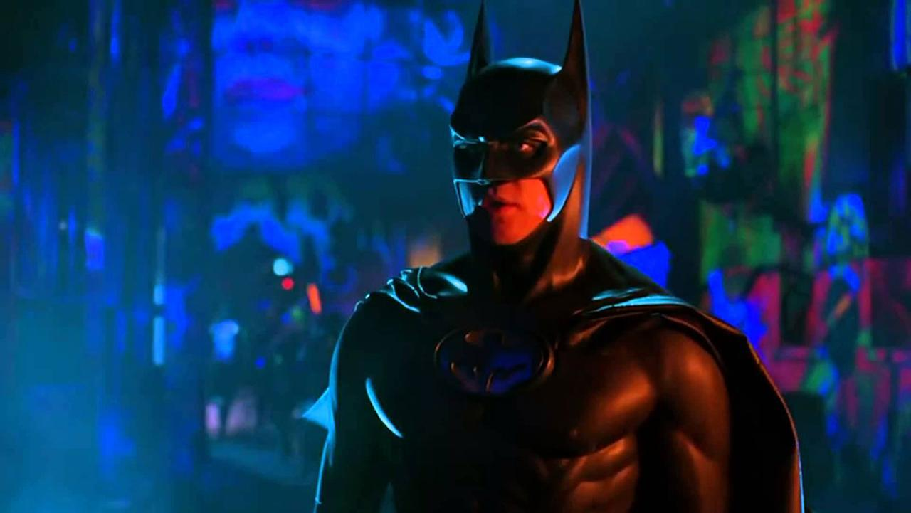 <p>About the best we can say of director Joel Schumacher's first Bat-movie (starring a one-and-done Val Kilmer) is that it's marginally better than the one that came next. It scores 5.4 at IMDb, whilst at Rotten Tomatoes audiences give it 33%, and critics 41%. (Picture credit: Warner Bros) </p>