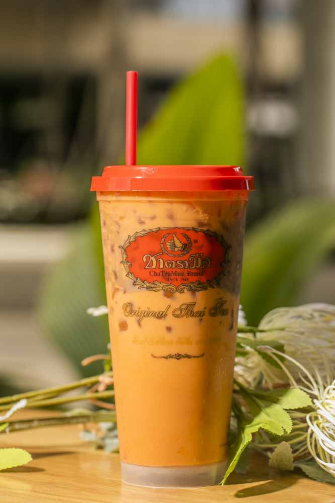 Original Thai Tea. (PHOTO: ChaTraMue)