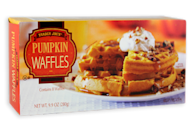 """<p>Make <a href=""""https://www.delish.com/food/a51410/stranger-things-intro-with-eggo-waffles/"""" rel=""""nofollow noopener"""" target=""""_blank"""" data-ylk=""""slk:Eleven"""" class=""""link rapid-noclick-resp"""">Eleven</a> proud and buy yourself some toaster waffles. In case you forgot how affordable TJ's is, you can buy a box of eight for $1.99.</p>"""