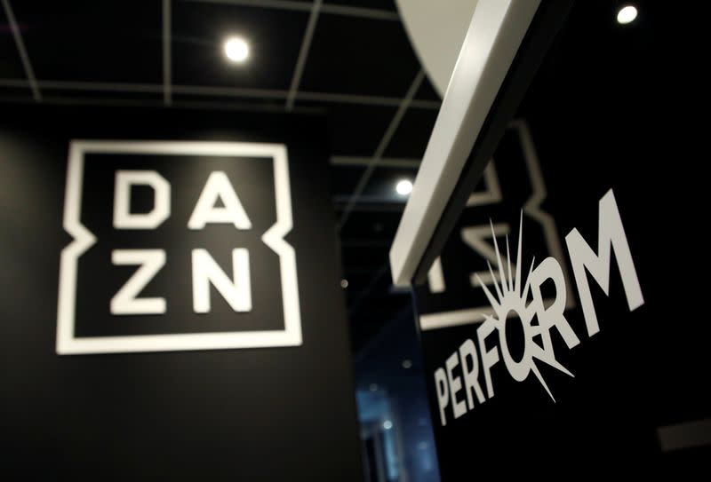Sports streaming service DAZN to stop paying rights fees to leagues: source