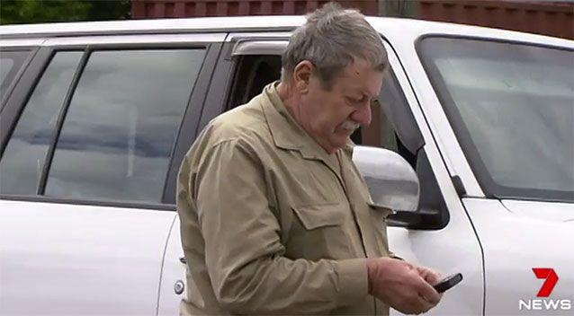 Mr Scholz needs reception due to medical issues. Source: 7 News