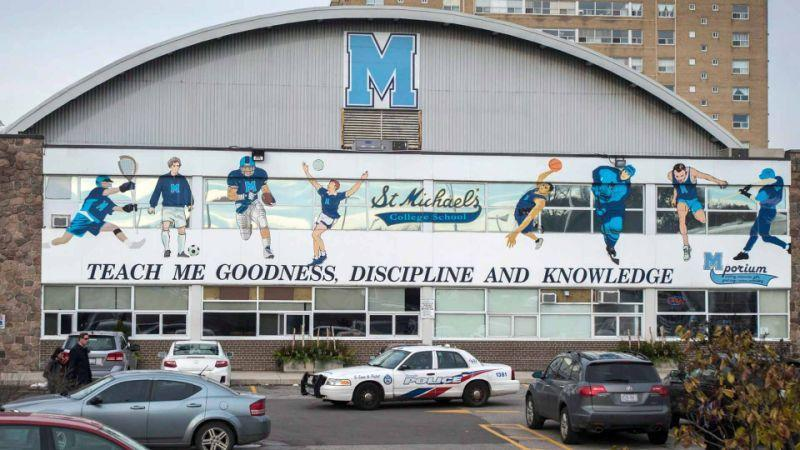 St. Michael's sexual a...