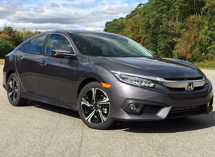 2016 Honda Civic Proves More Upscale And Refined