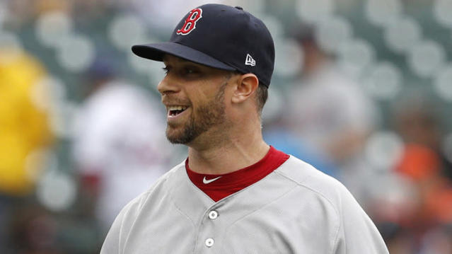 "Red Sox pitcher Tyler Thornburg may have not appeared in any games in over a week, but Alex Cora feels like ""he's going to be a big part' of what they do."