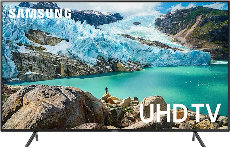 "Samsung 50"" 4K Ultra HD Smart TV"