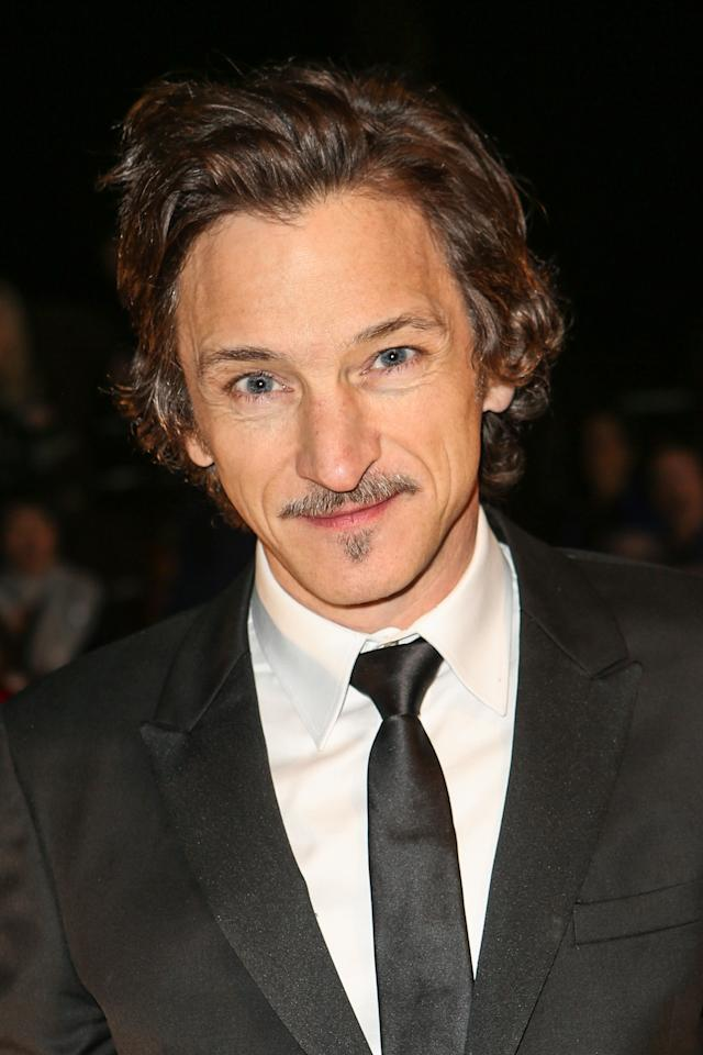 PALM SPRINGS, CA - JANUARY 05:  Actor John Hawkes arrives in style with Mercedes-Benz at the Palm Springs International Film Festival at the Palm Springs Convention Center on January 5, 2013 in Palm Springs, California.  (Photo by Chelsea Lauren/Getty Images for Mercedes-Benz)
