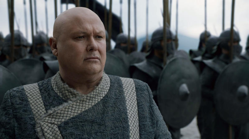"In ""Game of Thrones"" spielte Conleth Hill Varys, den Meister der Flüsterer. (Bild: ddp)"
