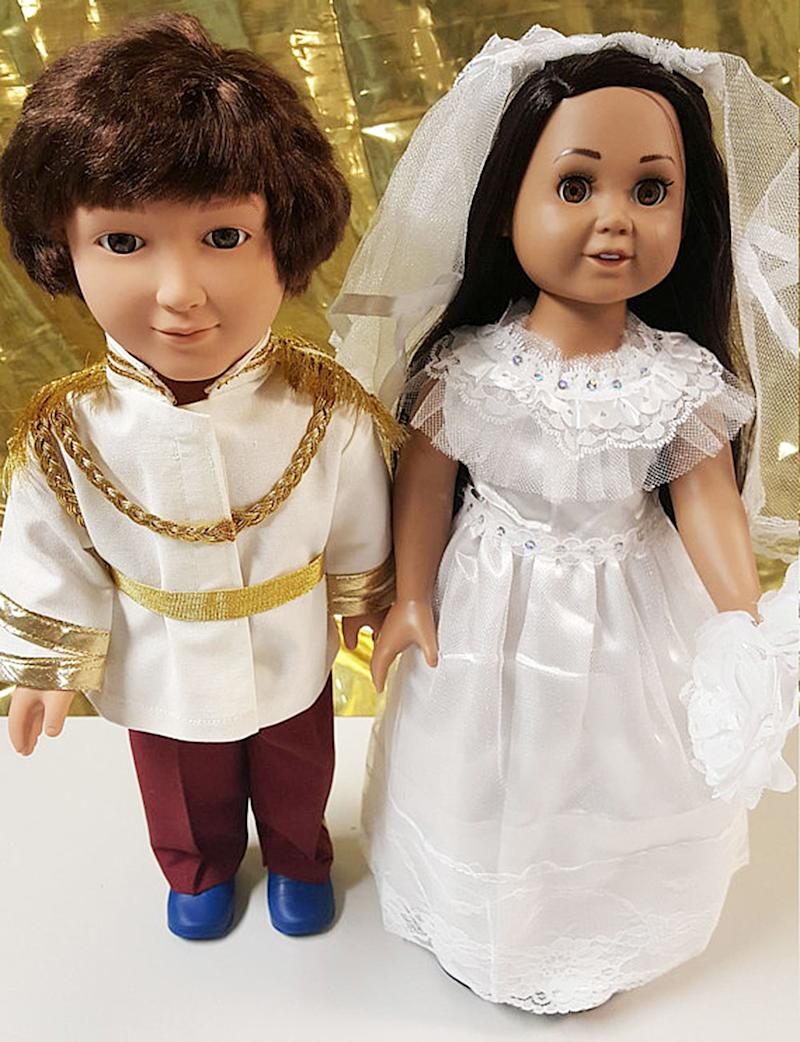 These Meghan Markle and Prince Harry Dolls Are Straight-UpCreepy