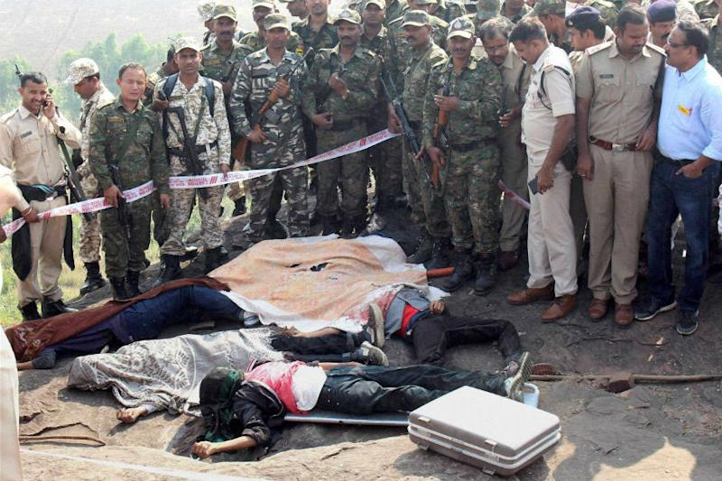 MP Govt to Table Bhopal Jailbreak and Encounter Probe Report in Assembly
