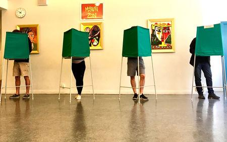 Anti-immigrant party wins 20% in Sweden vote
