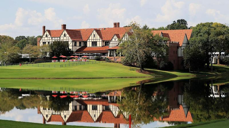 First-round tee times for the Tour Championship at East Lake