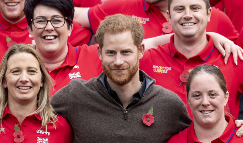 Prince Harry Will Appear In A New Netflix Documentary
