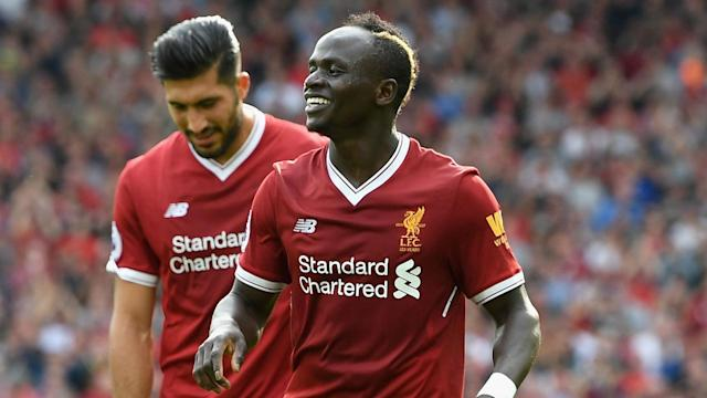 Liverpool winger Sadio Mane could return from a hamstring injury ahead of schedule as the Reds travel to face West Ham on Saturday.
