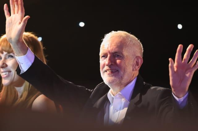 Corbyn blasts Britain's 'corrupt system' as he launches election campaign