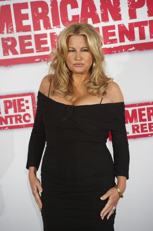 "Jennifer Coolidge played ""Stifler's mom"" in American Pie. (Photo: Getty Images)"