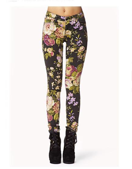 "<div class=""caption-credit"">Photo by: Forever 21</div><div class=""caption-title"">Spring Florals</div>This pair is perfect for the person with spring florals on the brain (guilty). <br> <i><a href=""http://www.forever21.com/Product/Product.aspx?BR=f21&Category=bottom_jeans&ProductID=2002246384&VariantID="" rel=""nofollow noopener"" target=""_blank"" data-ylk=""slk:Forever 21"" class=""link rapid-noclick-resp"">Forever 21</a>, $24.80</i> <br>"