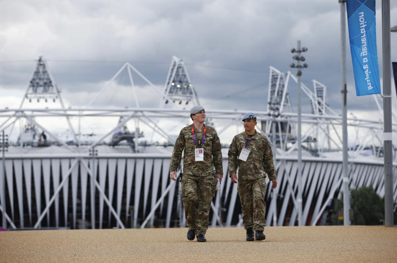 IOC president praises London on security