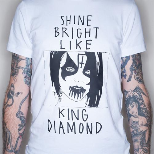 rihanna king diamond