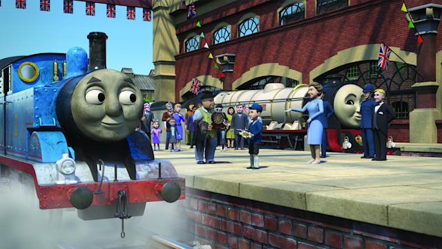 The special episode is part of the 75th anniversary. (PA/Mattel)