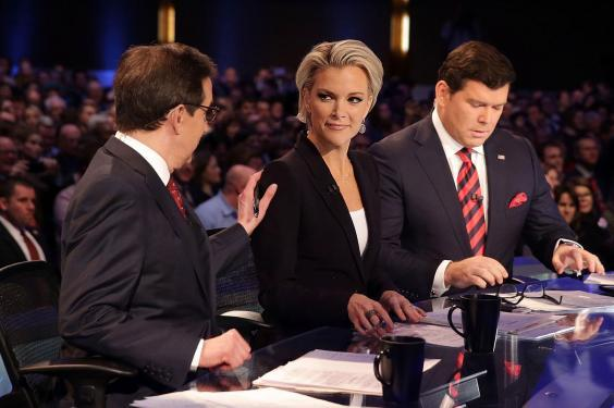 Megyn Kelly at the Republican presidential candidates debate in Iowa - Photo Alex Wong/Getty Images (Getty)