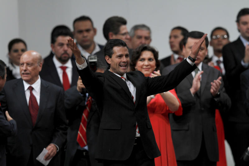 Mexico's ruling party says 'yes' to energy reform