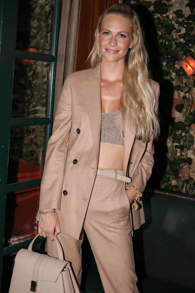 <p>Agnona hosted an intimate dinner to celebrate the launch of their <em>Eternals </em>capsule collection at The Waverly Inn & Garden in New York. </p>