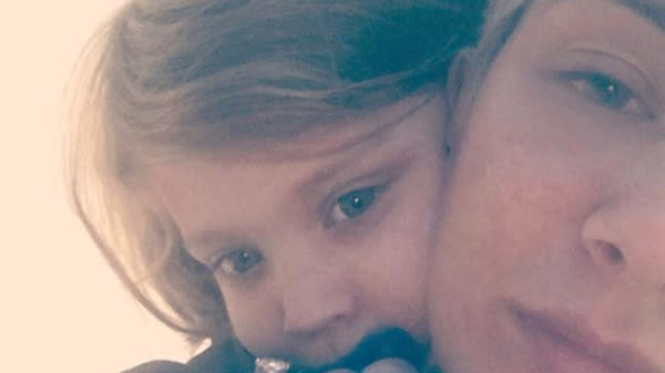 Frankie Bridge Reveals She's 'Emotionally Drained' As Son Parker Has Been 'Really Poorly' With Croup