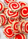 """<p>These taste just as good as they look.</p><p>Get the recipe from <a href=""""https://www.delish.com/holiday-recipes/christmas/a30210803/christmas-pinwheel-cookies-recipe/"""" rel=""""nofollow noopener"""" target=""""_blank"""" data-ylk=""""slk:Delish"""" class=""""link rapid-noclick-resp"""">Delish</a>.</p>"""