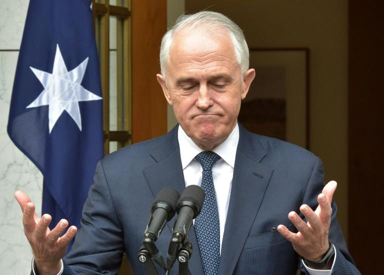 Australian Prime Minister Malcolm Turnbull's grip on power is tenuous despite surviving a snap ballot on his leadership on Tuesday