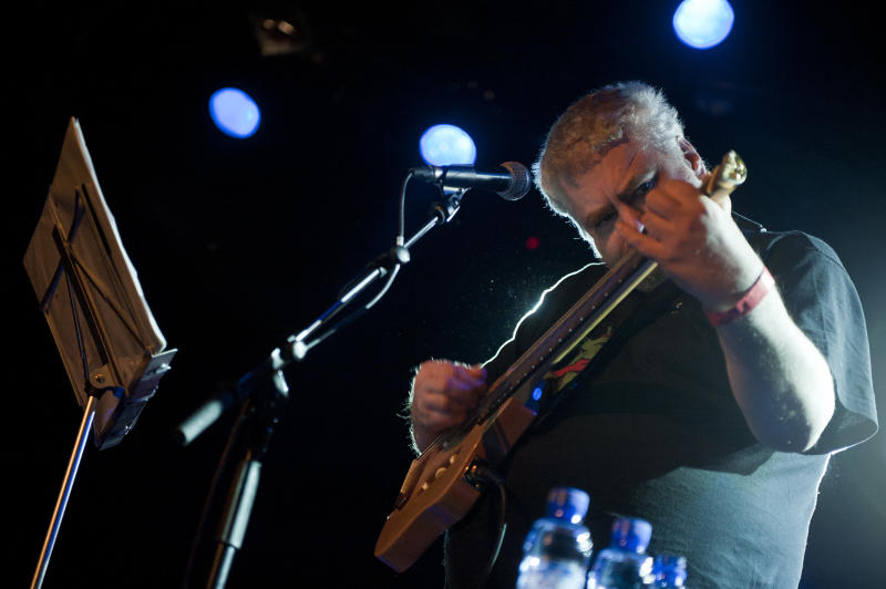 Daniel Johnston. Foto: Jordi Vidal/Redferns/Getty Images