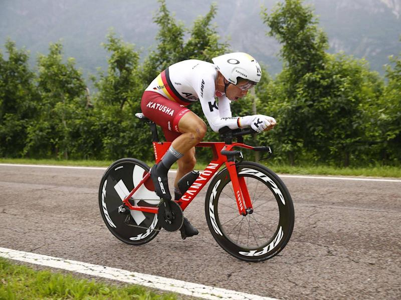Tony Martin topped the early leaderboard (Getty Images)