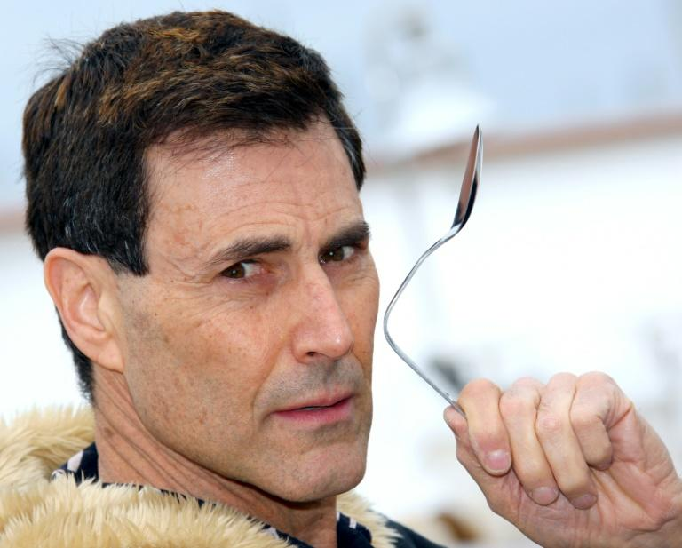 British-Israeli illusionist and notorious spoon bender Uri Geller says he has the right stuff to work for the British government