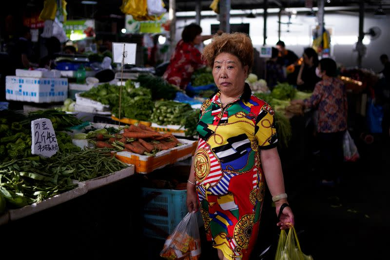 World food price index rises in June, first increase in 2020 - U.N.