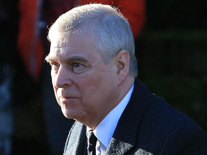 Prince Andrew is expected to be served court papers in person, Virginia Giuffre's lawyer has confirmed. (Lindsey Parnaby/AFP via Getty Images)