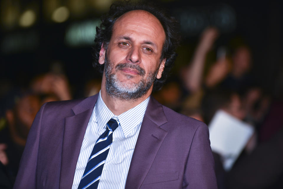 Luca Guadagnino attends the UK Premiere of 'Suspiria' & Headline Gala during the 62nd BFI London Film Festival on October 16, 2018 in London, England. (Photo by Alberto Pezzali/NurPhoto via Getty Images)