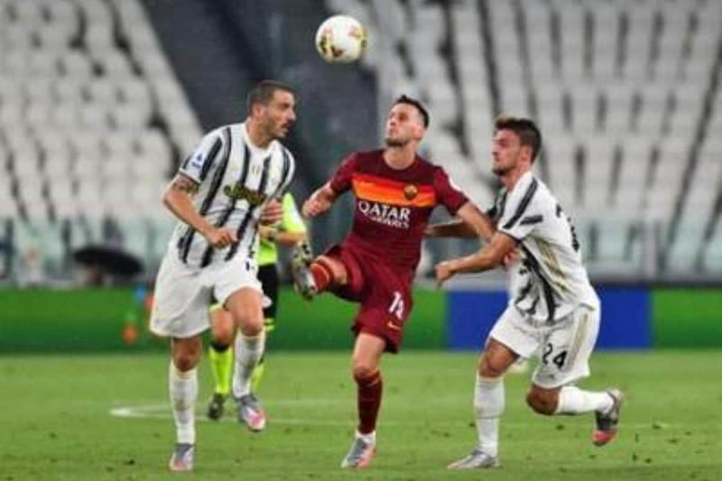 Juventus Suffer First Home League Defeat for Over Two Years, Lose 1-3 to Roma