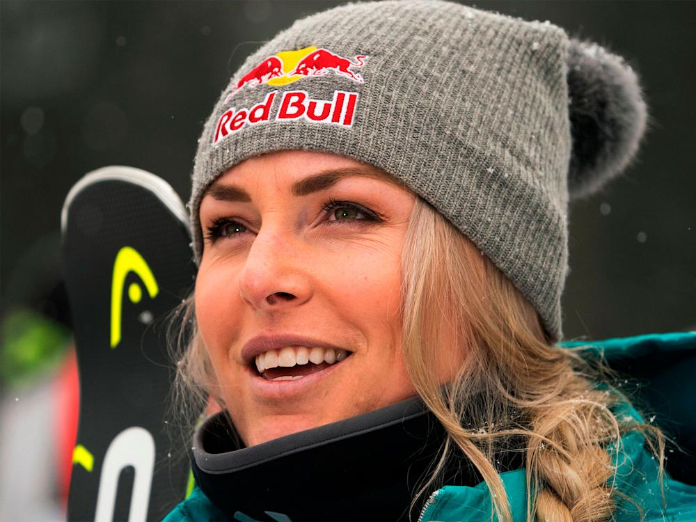 Lindsey Vonn also said she will turn down her invitation to the White House: Getty