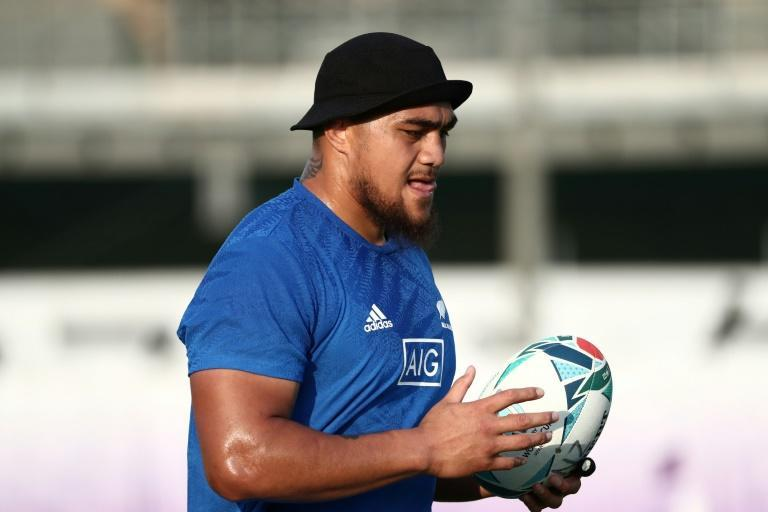 All Blacks prop Ofa Tuungafasi has been suspended for three playing weeks for a dangerous tackle in against Australia