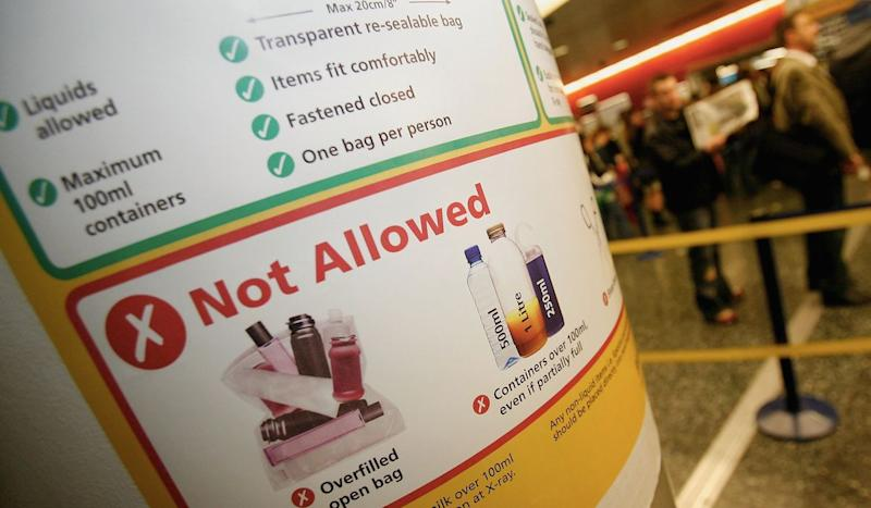 New Heathrow scanners set to change rules on liquids