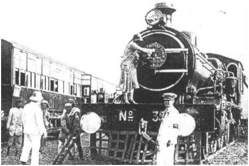 The First Indian Passenger Train Ran on This Day from Bombay to Thane 166 Years Ago