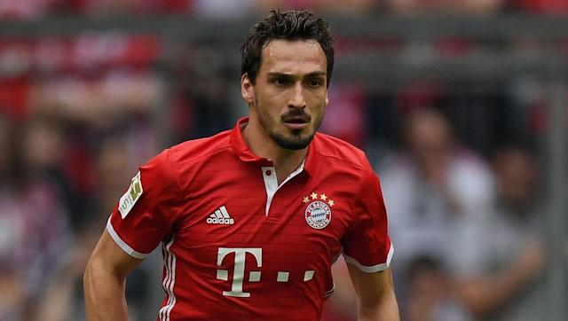 <p>Alongside Martinez, Mats Hummels enjoyed a fine first year back at Bayern Munich after rejoining the club from former side Borussia Dortmund last summer. Martinez is the only centre-back in Europe rated higher than the 28-year-old World Cup winner this season.</p>